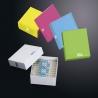 Kartonowe CRYO pudełko 100-miejscowe, z plastikowymio przegrodami, kolorowe, 1szt