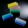 Trójrożne autoklawowalne zlewki o poj. 50 ml, PP, 4x25szt